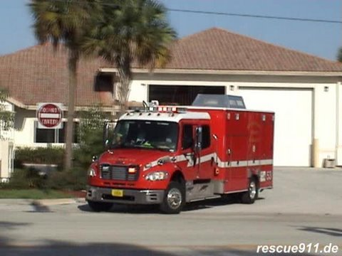 Rescue 53 Palm Beach County Fire-Rescue