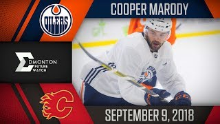Cooper Marody | One Goal vs Calgary | Sep. 9, 2018