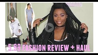 599 Fashion Clothing Haul + Review Everything $10 and Under!