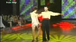 Hồ Ngọc Hà in Bước nhảy hoàn vũ 2011 ( Tango and Samba )
