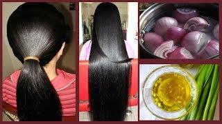 1 बार लगाऐं जीवनभर सफ़ेद बाल काले बने रहेंगे, 100% working | Grow Your Hair Fast Long and Naturally
