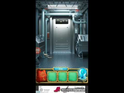 100 doors classic level  16, 17. 100 дверей классика 16, 17 уровень.