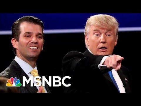 Fmr Trump Org Exec: Donald Trump Scared Of New Don Jr. Subpoena | The Beat With Ari Melber | MSNBC
