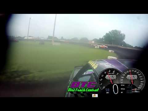 Devin Smith IMCA Hobby Stock at Algona Raceway 5-26-12