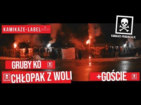 Gruby Konspiracja Osiedlowa - CHŁOPAK Z WOLI / +Goście / prod. Czaha | ☠ | (Official Video)