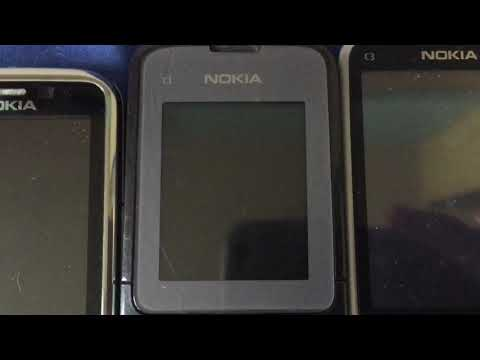 Playing The Nokia Tune Of All Of My Working Nokia Phones(Models In The Description)