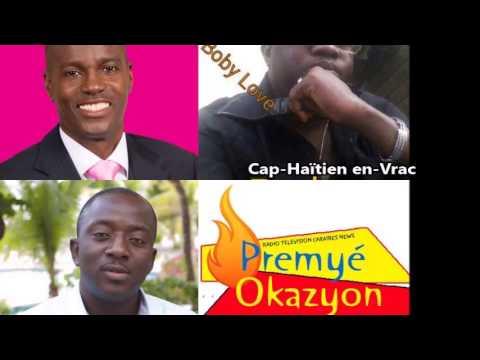 Haiti Elections 2016 : Jovenel Moïse, le candidat du (PHTK) sur Radio Caraibes