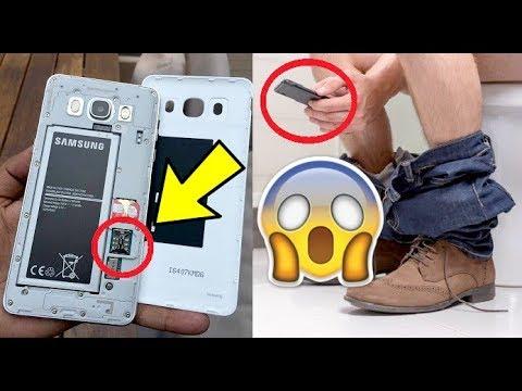5 أشياء خاطئة تقوم بها يوميا في هاتفك تفضح كل أسرارك - الثانية ستصدمك !!