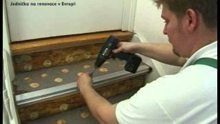 Systém renovací PORTAS pro každé schody