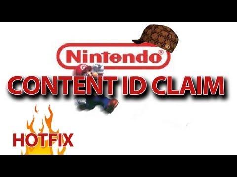 Nintendo Content ID Claim Fiasco... HOTFIX