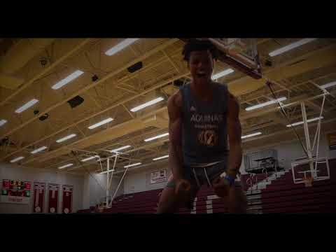Aquinas College Men's Basketball Hype Video