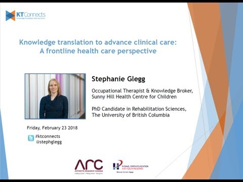 KT Connects | Knowledge translation and clinical care