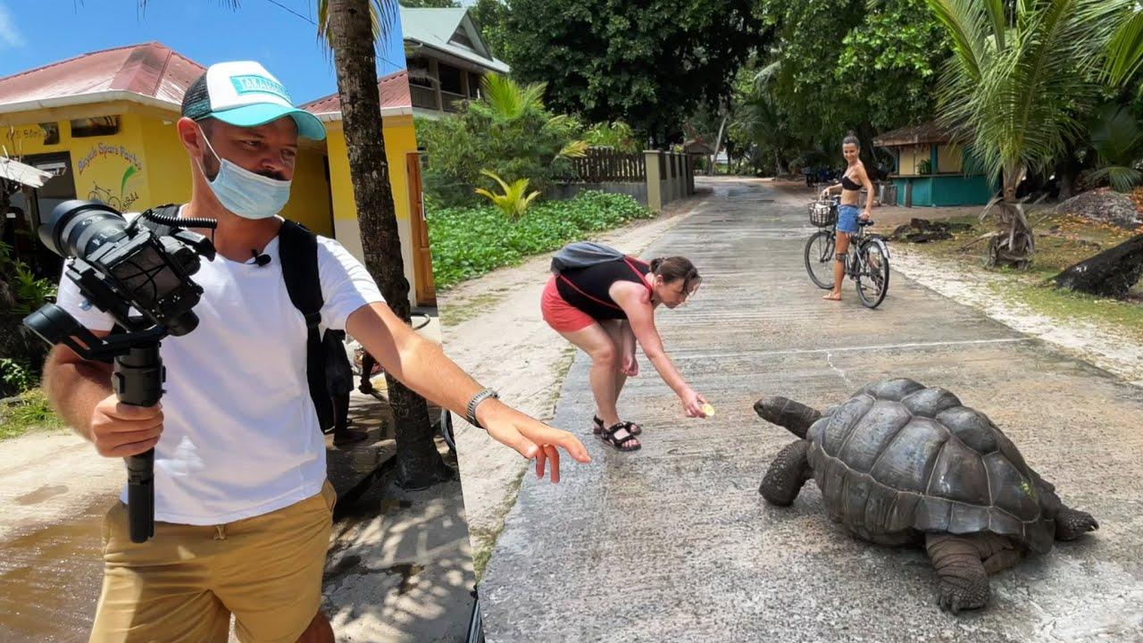 Ne-am mutat pe cea mai frumoasa insula din lume! Romanii calatoresc in Seychelles | La Digue ??