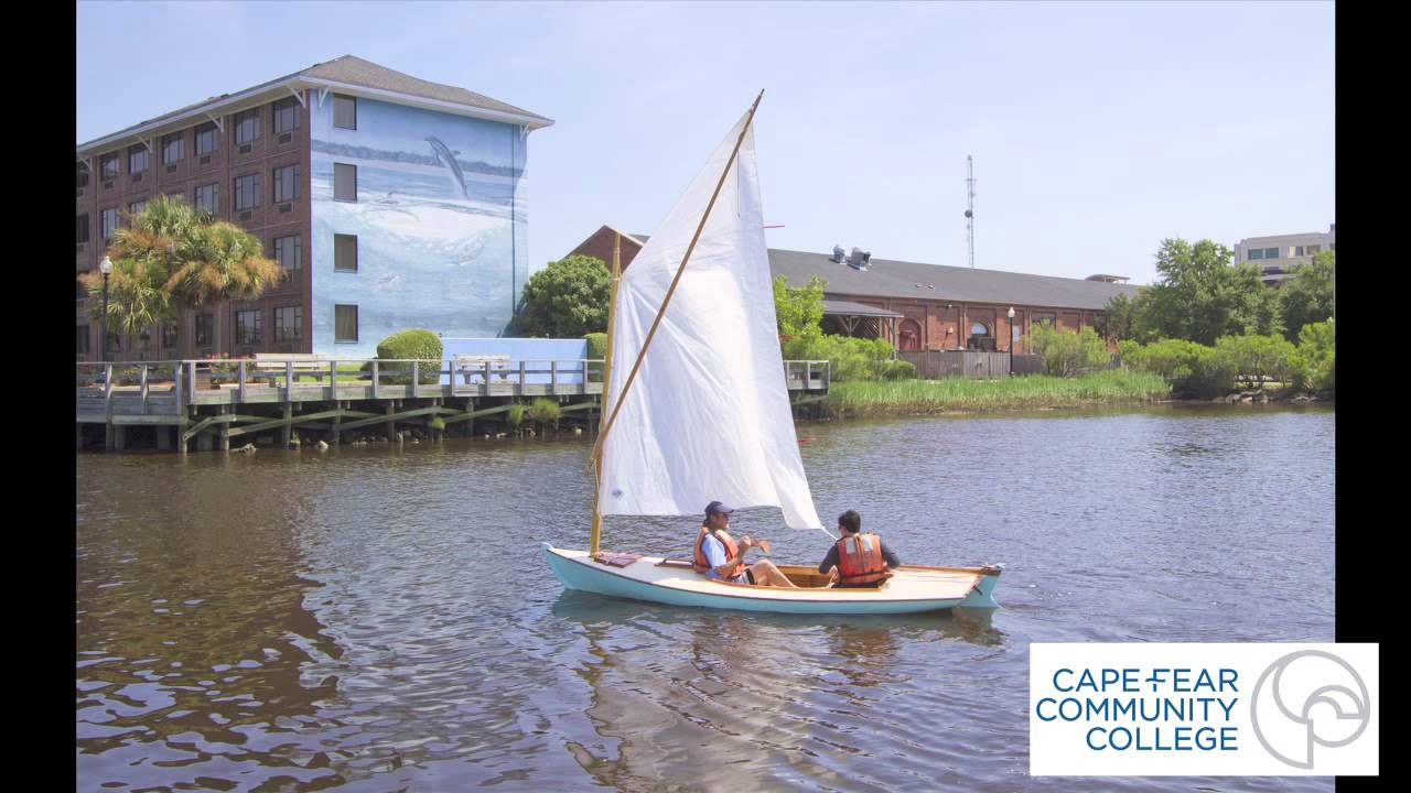 Cfcc Students Build Wooden Boats