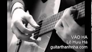 VÀO HẠ - Guitar Solo