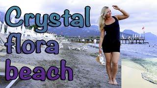 Наша поездка в Турцию! В отель Crystal Flora Beach Resort 5*. Туристы из Казахстана