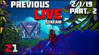 Astroneer 1.0 Gameplay Streamed LIVE 2/1/19 Part 2 | Z1 Gaming