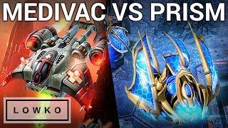 StarCraft 2: Ridiculous Micro Match - SpeCial vs MaNa!