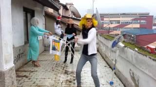 Harlem Shake Girls Prizren Kosova