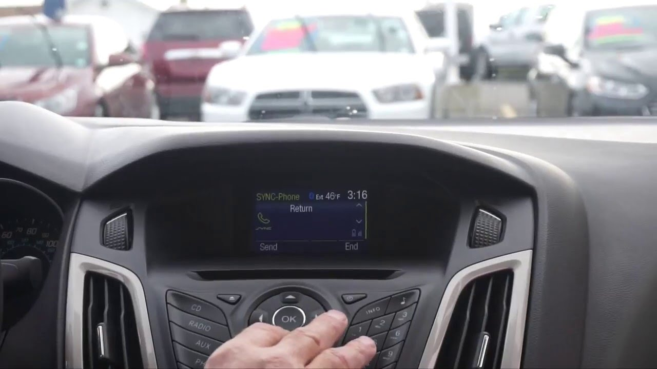Ford Sync Reset >> Why Your Car Won T Sync Your Phone