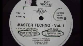 Master Techno - Check It Out