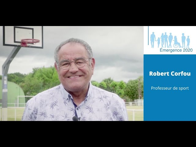 Elections municipales Saint-Georges de Didonne 2020 - Robert CORFOU - Réalisation Emergence 2020.