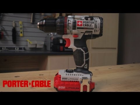Porter Cable 20v Hammer Drill from YouTube · Duration:  2 minutes 11 seconds