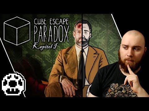 Moggy Spielt Cube Escape Paradox: Kapitel 1