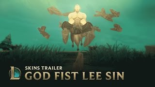 Might of the God Fist | God Fist Lee Sin 2017 Skin Trailer - League of Legends