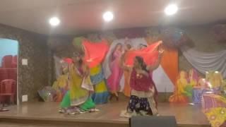 Sawan Teej mahotsav Dance competition Won 1st Prize | Surat |