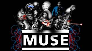 Muse - Unnatural selection. Backing track (guitar)