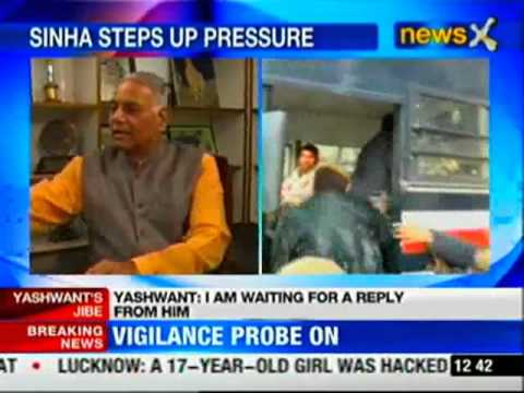 2G scam: Yashwant Sinha writes on A Raja