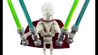 Лего Звездные Войны-Поимка Гривуса (анимационный фильм)