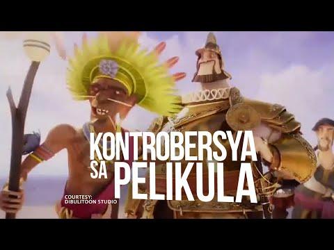 """24 Oras: Animated film na """"Elcano and Magellan,"""" lumilikha ng kontrobersiya"""