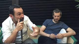 Guillaume Canet et Gilles Lellouche se jettent dans