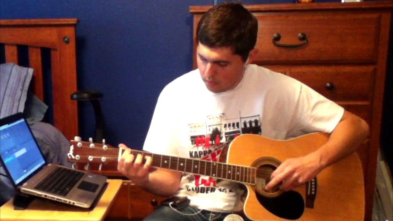 Marry Me | Thomas Rhett | Beginner Guitar Lesson - YouTube