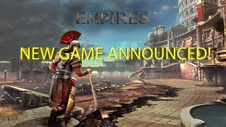 Field Of Glory: Empires   New Game Announced!