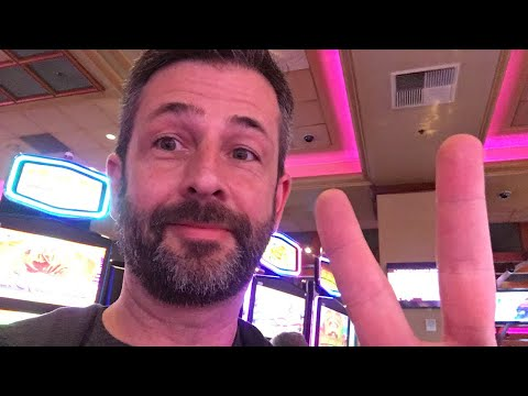 Another live stream from San Manuel. Live slots!