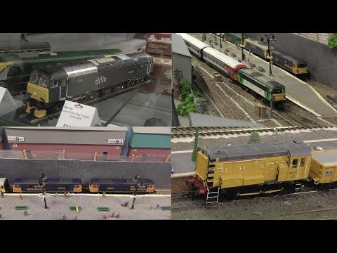 Gaugemaster Britfest Model Exhibition - 18th June 2017