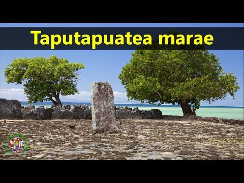 Best Tourist Attractions Places To Travel In France | Taputapuatea marae Destination Spot