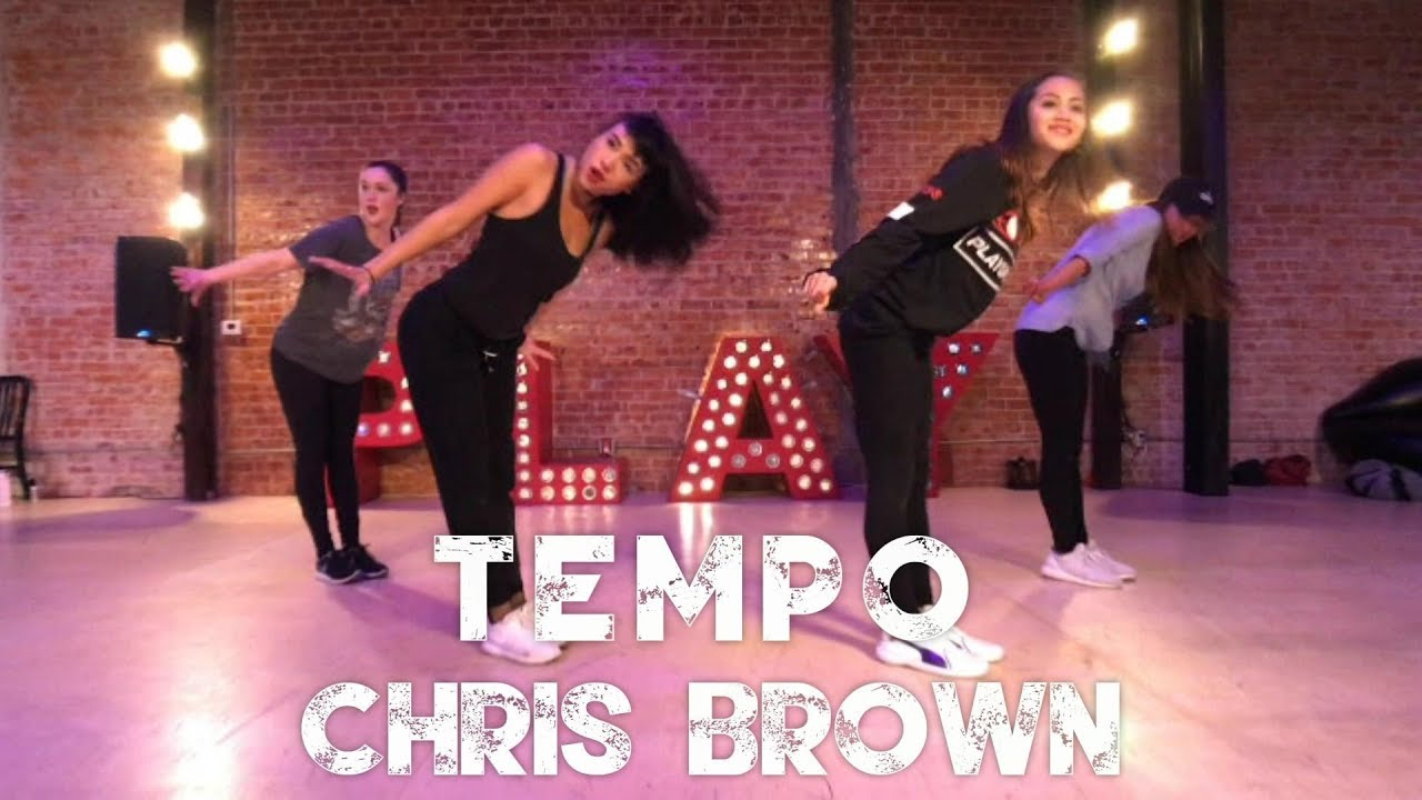 Tempo - Chris Brown<br />