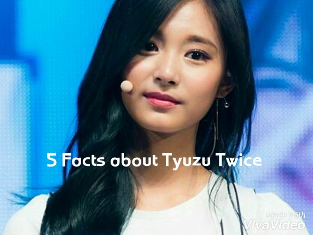 5 Facts About Tyuzu Chou