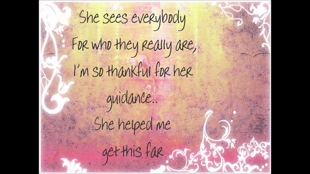 Like my mother does... with Lyrics - YouTube