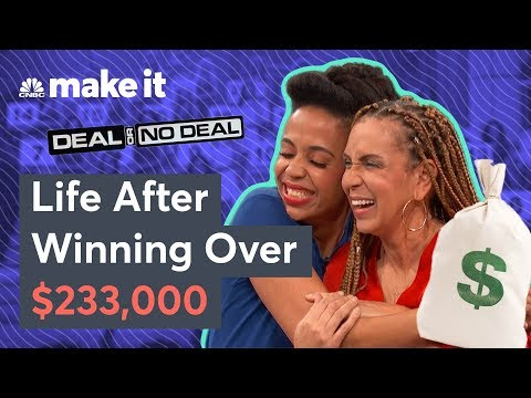 Why This $233,000 'Deal or No Deal' Winner Is Only Keeping Half