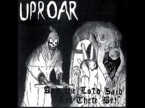 Uproar - And The Lord Said  (FULL ALBUM)