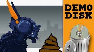 CRAPPIE GAMES - Demo Disk Gameplay
