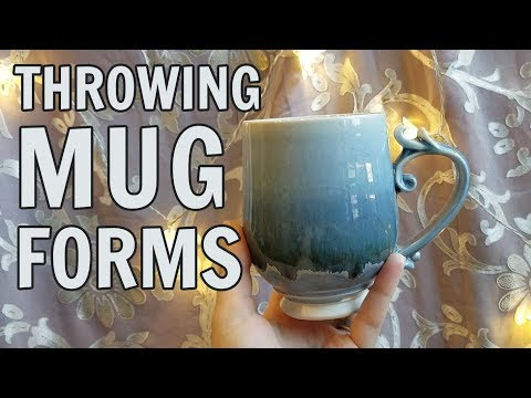 Throwing Mug Forms