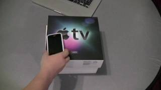 Apple TV Unboxing