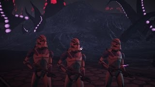 "Clone Wars Adventures - Season 4 Episode 10: ""Carnage of Krell"" Remake"