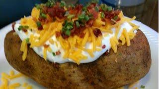 How to make a Twice Baked Potato